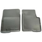 2 Door - Front Floor Liners - Classic Style Series - Grey