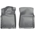 Crew Cab Pickup - Front Floor Liners - Classic Style Series - Grey