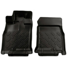 Standard - Front Floor Liners - Classic Style Series - Black