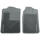 Front Floor Mats - Heavy Duty Floor Mats - Grey