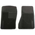 Front Floor Mats - Heavy Duty Floor Mats - Black