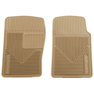 Front Floor Mats - Heavy Duty Floor Mats - Tan