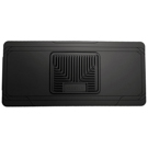 Center Hump Floor Mat - Heavy Duty Floor Mats - Black