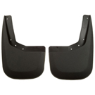 XLT - Rear Mud Guards - Custom Mud Guards - Black