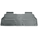 2nd Row Bench Seats (including 60/40 Split Bench) - 2nd Seat Floor Liner - Classic Style Series - Grey