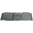 2nd Seat Floor Liner - Classic Style Series - Grey