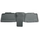 1500 - 2nd Seat Floor Liner - Classic Style Series - Grey