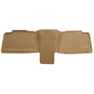 1500 - 2nd Seat Floor Liner - Classic Style Series - Tan