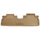 2nd Seat Floor Liner - Classic Style Series - Tan