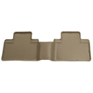 Crew Cab Pickup - 2nd Seat Floor Liner - Classic Style Series - Tan