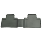 Crew Cab Pickup - 2nd Seat Floor Liner - Classic Style Series - Grey