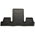 2nd Row Bucket Seats - 3rd Seat Floor Liner - Classic Style Series - Black