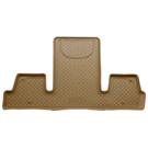 2nd Row Bucket Seats - 3rd Seat Floor Liner - Classic Style Series - Tan