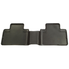 2nd Row Bench Seats (including 60/40 Split Bench) - 3rd Seat Floor Liner - Classic Style Series - Black
