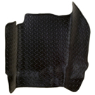 F150 - Extended Cab Pickup - Center Hump Floor Liner - Classic Style Series - Black
