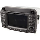 In Dash AM-FM-Single CD w/o Bluetooth Navigation Unit [OEM 2208203589]