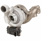 Jeep Grand Cherokee Turbochargers OEM