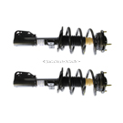 2009 Chevrolet Traverse Shock and Strut Set 1