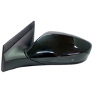 BuyAutoParts 14-12075MI Side View Mirror 1