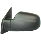 BuyAutoParts 14-80493MX Side View Mirror Set 3