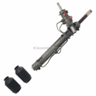 Porsche 911 Carrera                         Power Steering Rack