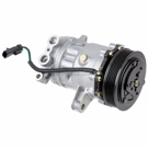A/C Compressor 60-01729 NA
