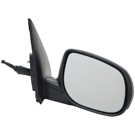 BuyAutoParts 14-12173MI Side View Mirror 2