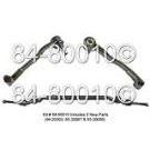 BMW 740 Steering Linkage Kit