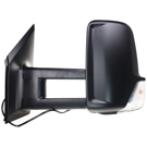 BuyAutoParts 13-70002NK Towing Mirror Set 3