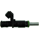 BuyAutoParts 35-81367I6 Fuel Injector Set 2
