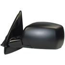 BuyAutoParts 14-12244MI Side View Mirror 1
