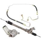 Steering Rack - Steering Pump and Pressure Hose Kit - Production Date From 5/89