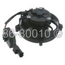 Power Steering Pump Fan Assembly
