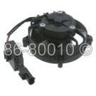 Mini Steering Pump Cooling Fan