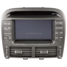 In-Dash Navigation Unit [OEM 86111-50110 86111-50150 or 86111-50151]