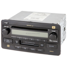 Radio-AM-FM-Cass-Single CD with JBL with Face Code 16848 [OEM 86120-0C130]