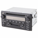 AM-FM-Cass-Single CD Radio with Face Code A56814 [OEM 86120-2B680]