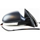 BuyAutoParts 14-80558MW Side View Mirror Set 3