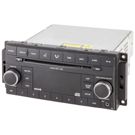 Radio-AM-FM-Single CD for ES LS or SE Models [OEM 8701A250 or 8701A293]