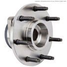 Wheel Hub Assembly 92-00777 AN