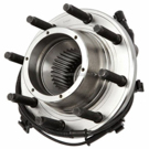 Front Hub - F250 Superduty 4WD Single Rear Wheel Models