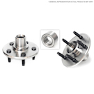 Front Hub Kit - All Models with 5 Wheel Stud