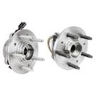 Mercury Monterey Wheel Hub Assembly Kit