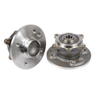 Wheel Hub Assembly Kit 92-90099 2H