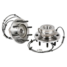 BuyAutoParts 92-901662H Wheel Hub Assembly Kit 1