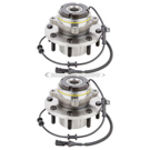 BuyAutoParts 92-901952H Wheel Hub Assembly Kit 1