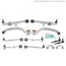 Front Suspension Kit - Models with 2 Bolt Mounting Design