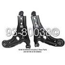 Chevrolet Control Arm Kit
