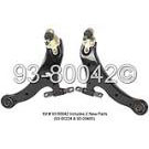 Toyota Control Arm Kit