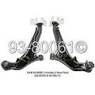 Nissan Control Arm Kit